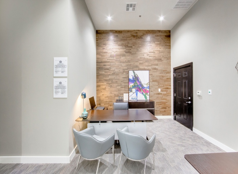 McKinney Uptown Leasing Office